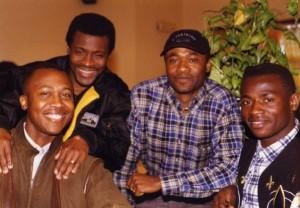 Chrisostome,Muvala,Hassan,Désiré